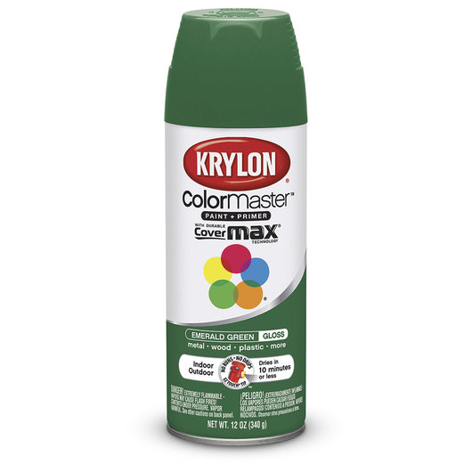 Krylon® Indoor/Outdoor Paint - 12 oz. - Emerald Green