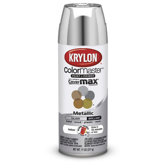 Krylon® Indoor/Outdoor Paint - 12 oz. - Silver