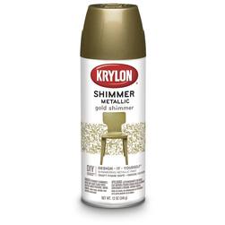 Krylon® Craft Series™ Shimmer Metallic - 11.5 oz. - Gold
