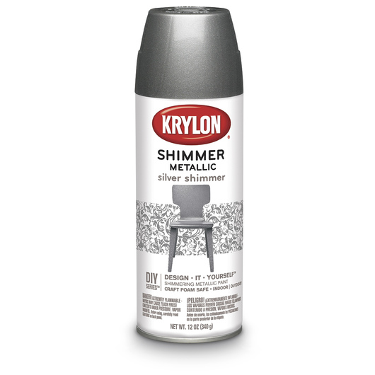Krylon® Craft Series™ Shimmer Metallic - 11.5 oz. - Silver