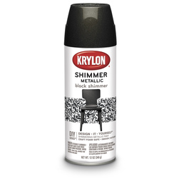Krylon® Craft Series™ Shimmer Metallic - 11.5 oz. - Black