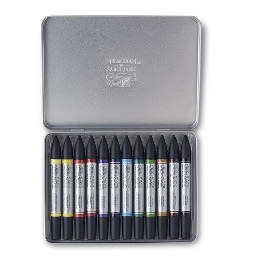 Winsor & Newton™ Water Colour Markers™ - Set of 12
