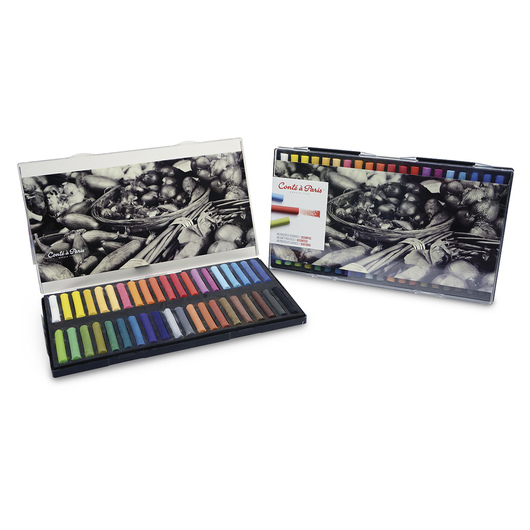 Conté à Paris™ Soft Pastels - Set of 40