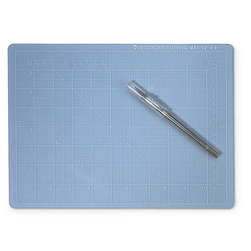 Dahle Clear SelfHealing Cutting Mat