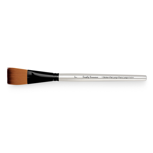 Simply Simmons® Brush - One Stroke Size 1 in.