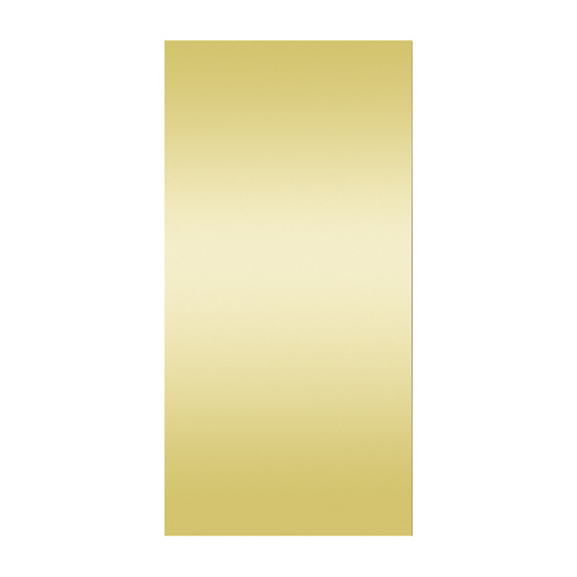 Brass Etching Sheet - 6 in. x 12 in. x .010