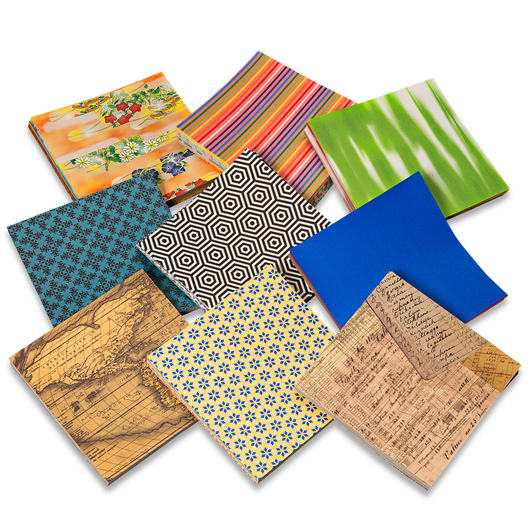 AITOH Origami Paper - Classroom Pack - 5-7/8 in. x 5-7/8 in. - 32 lb.