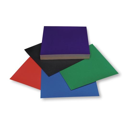 AITOH Double-Sided Origami Paper - 200 Sheets - 5-7/8 in. x 5-7/8 in. - 32 lb.