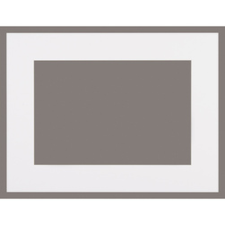 Digital Size Mats - Pkg. of 10 - O.D. 18 in. x 24 in. - White