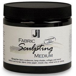 Jacquard® Fabric Sculpting Medium - 16 oz.