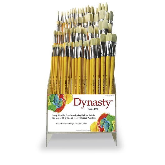 Dynasty® Series 1350 Brush Assortment - Set of 240