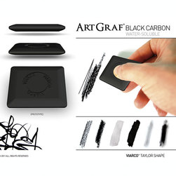 Art Graf WaterSoluble Carbon Disc