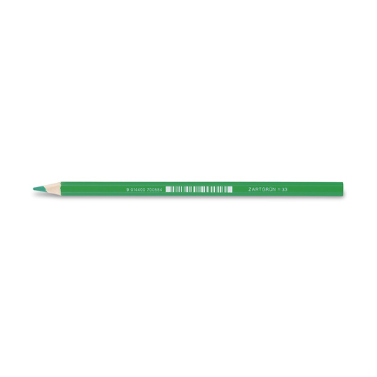 Jolly Superstick Colored Pencil - 3.8 mm Core - Pastel Green