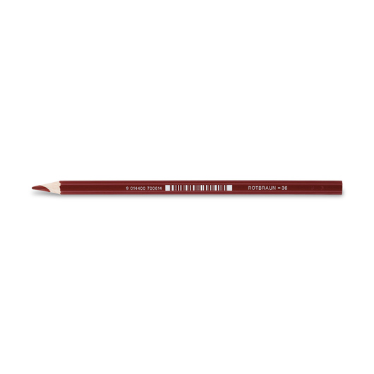 Jolly Superstick Colored Pencil - 3.8 mm Core - Reddish Brown