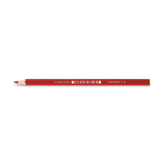 Jolly Superstick Colored Pencil - 3.8 mm Core - Cherry Red