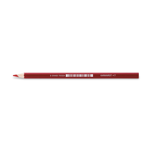 Jolly Superstick Colored Pencil - 3.8 mm Core - Carmine Red