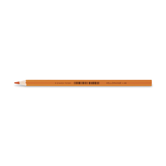 Jolly Superstick Colored Pencil - 3.8 mm Core - Pale Orange