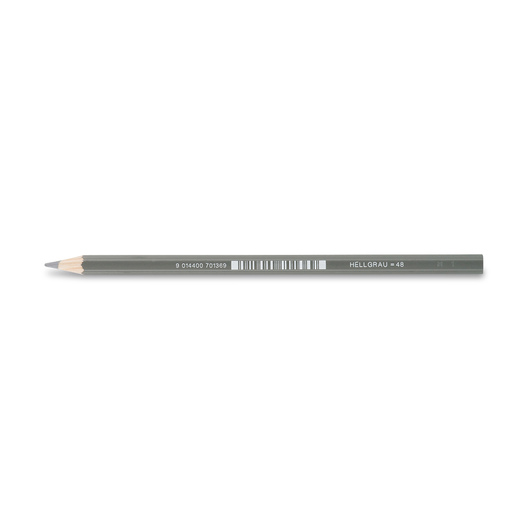 Jolly Superstick Colored Pencil - 3.8 mm Core - Light Gray