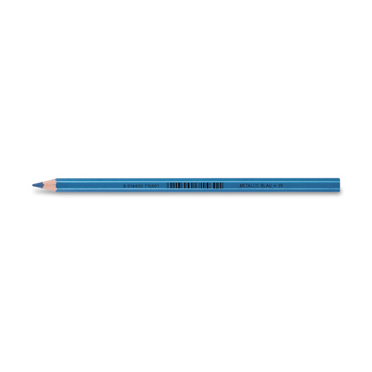 Jolly Superstick Colored Pencil - 3.8 mm Core - Metallic Blue