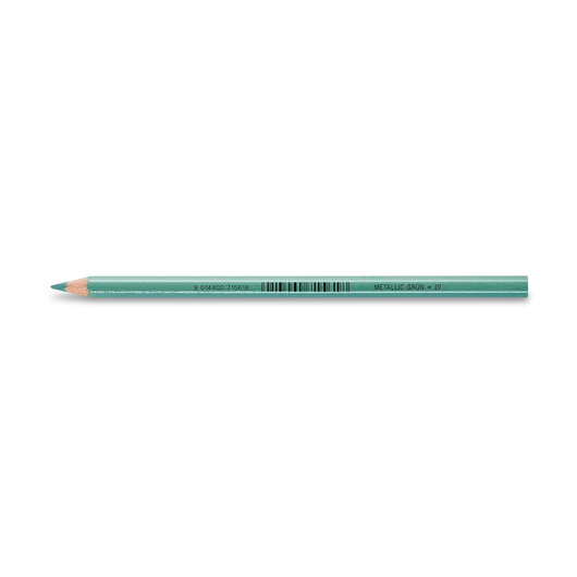 Jolly Superstick Colored Pencil - 3.8 mm Core - Metallic Green