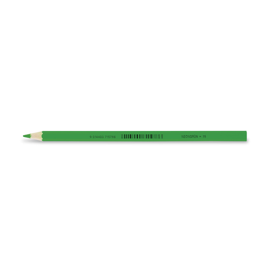 Jolly Superstick Colored Pencil - 3.8 mm Core - Neon Green