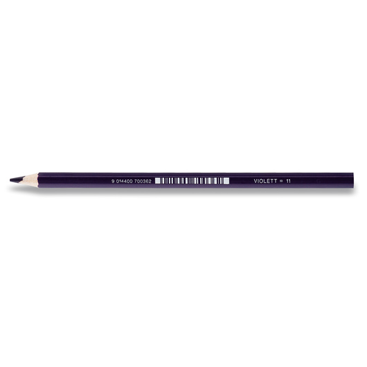 Jolly Superstick Colored Pencil - 3.8 mm Core - Purple