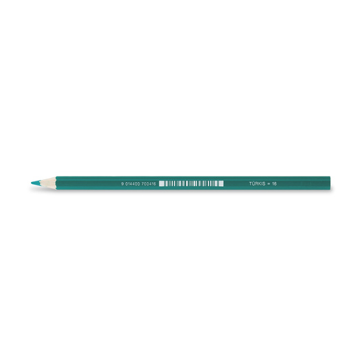Jolly Superstick Colored Pencil - 3.8 mm Core - Turquoise