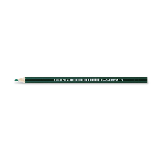 Jolly Superstick Colored Pencil - 3.8 mm Core - Emerald Green
