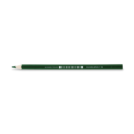Jolly Superstick Colored Pencil - 3.8 mm Core - Dark Green