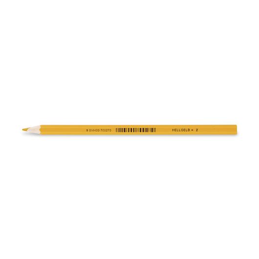Jolly Superstick Colored Pencil - 3.8 mm Core - Light Yellow