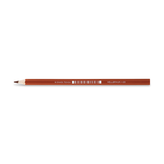 Jolly Superstick Colored Pencil - 3.8 mm Core - Light Brown
