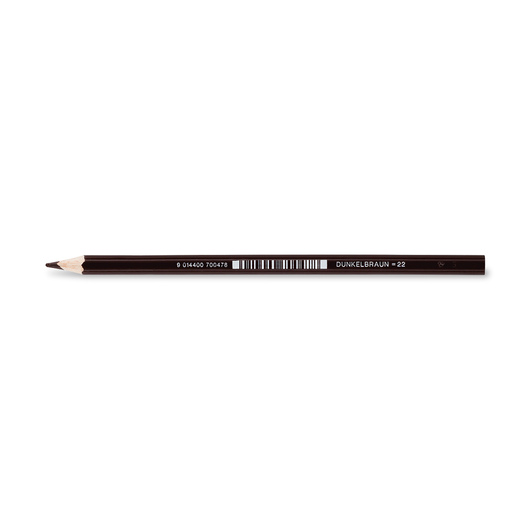 Jolly Superstick Colored Pencil - 3.8 mm Core - Dark Brown