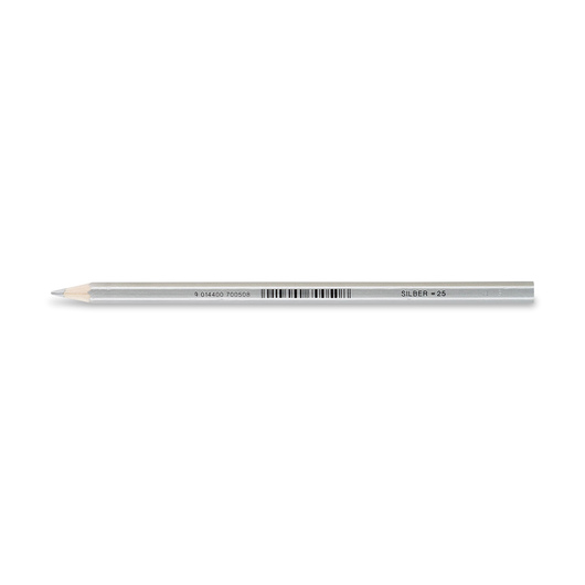 Jolly Superstick Colored Pencil - 3.8 mm Core - Silver
