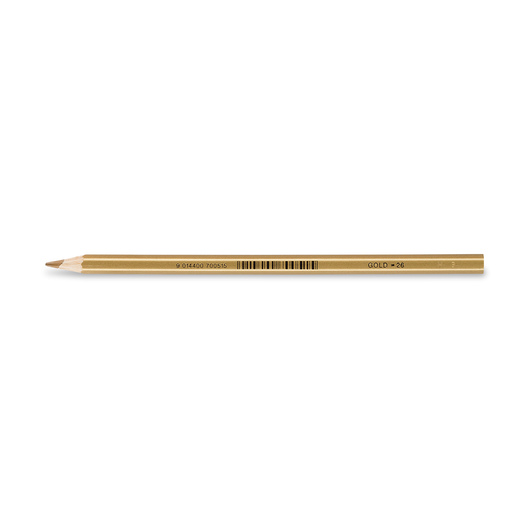 Jolly Superstick Colored Pencil - 3.8 mm Core - Gold