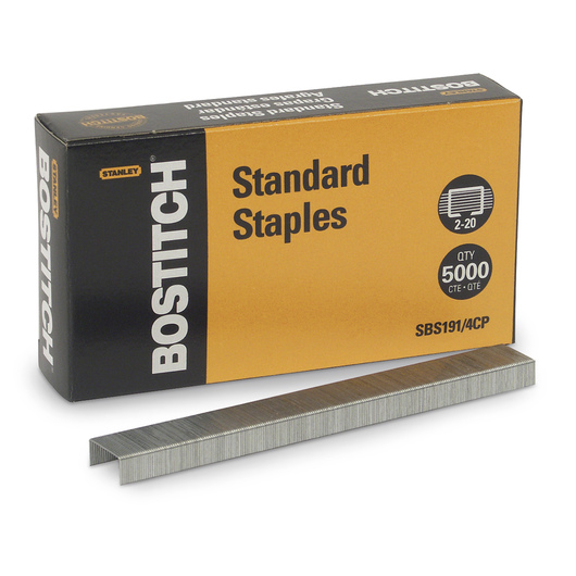 Bostitch® Standard Premium Staples