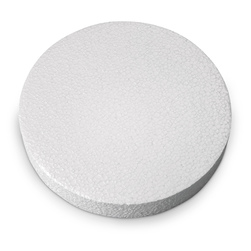Smoothfoam™ Crafter's Foam Disc - 8 in. x 1 in.