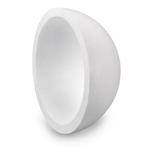Smoothfoam™ Crafter's 3-1/4 in. Foam Half Balls - Qty. of 6
