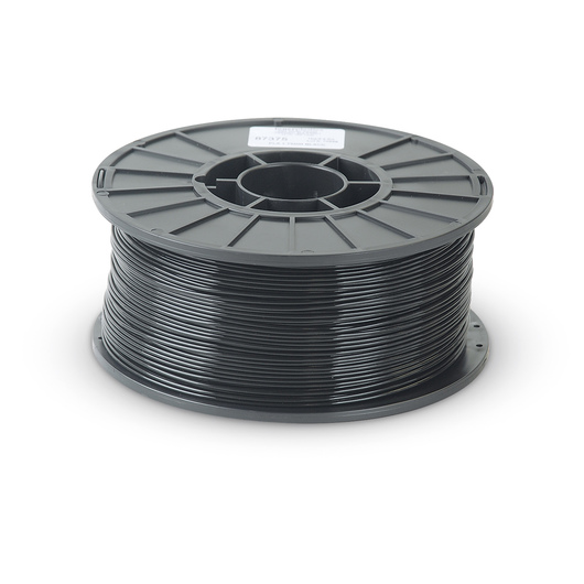 PLA Filament for 3D Printers - 1.75 mm - Black