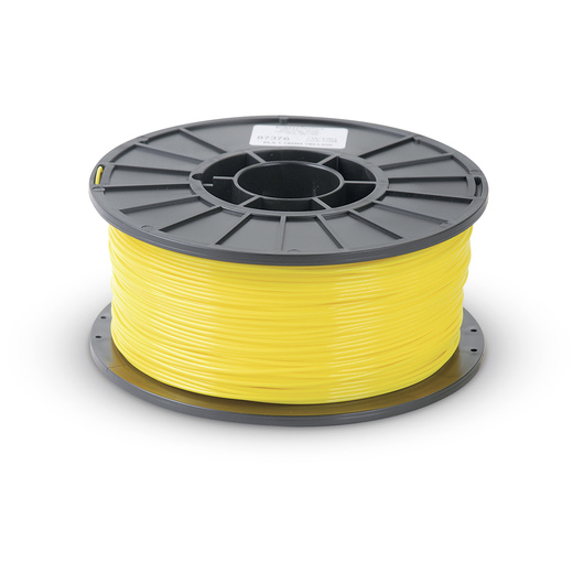 1.75 mm PLA Filament for 3D Printers - Neon Yellow