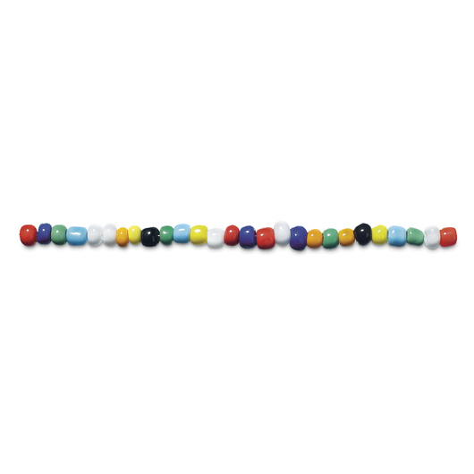 """E"" Glass Beads - 1/2-lb. Bag"