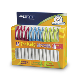 Westcott® 5 in. Kids Basic Scissors - Blunt