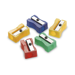 Manual Pencil Sharpeners - One Hole - Pkg. of 24