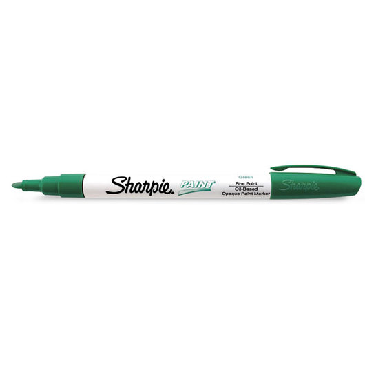 Sharpie® Fine Point Oil-Based Paint Marker - Green