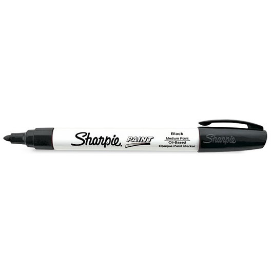 Sharpie® Medium Point Oil-Based Paint Marker - Black