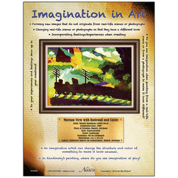 Art by Choice Imagination Art Poster