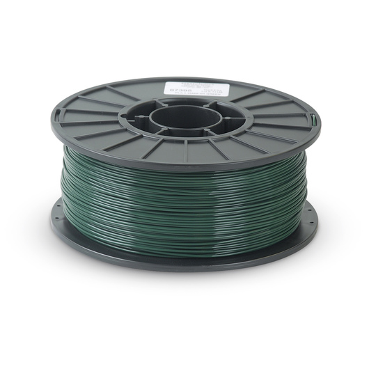 2.88 mm PLA Filament for 3D Printers - Dark Green