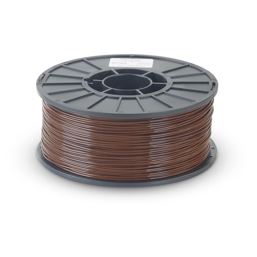 3 mm ABS Filament for 3D Printers - Brown