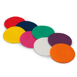 Smart-Fab® Decoration Fabric 4 in. Circles