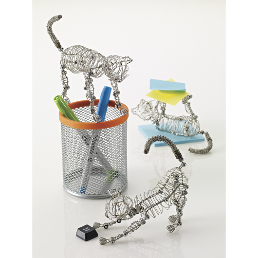 Doodles® Figurine - Whiskers™ the Doodles® Cat