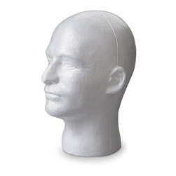 Male Foam Head